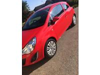 *low mileage* Perfect first car 2013 Vauxhall Corsa 1.2