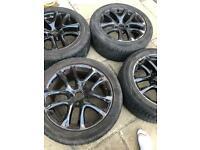 Vw alloy wheels set
