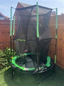 4,5ft trampoline
