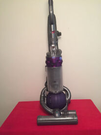 dyson dc25 purple with 3 tools