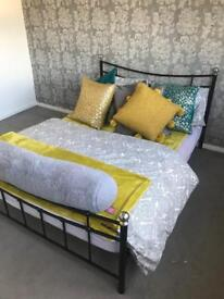 Argos darla double bed and mattress