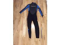 Child C-Skin Wet Suit (3x2) age 12