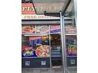 Pizza and Kebabs Takeaway