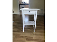 IKEA Bedside Table - Like new! Retail price £49