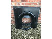 Cast Iron Fire insert