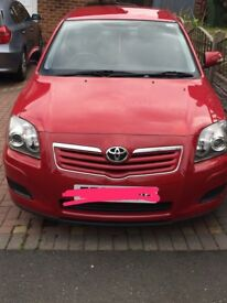 Toyota avensis 51000 quick sale bargain!!!