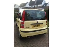 Fiat Panda Dynamic Eco 1.2 Petrol ..... July 2009 ...... 1 lady Owner from new