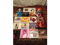 Various vinyl records LPs mostly originals