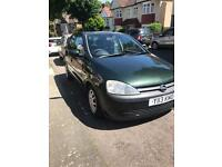 Vauxhall Corsa Automatic Excellent Runner