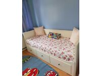 Hemnes bed for sale in very good condition.