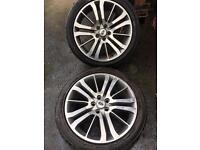 Landrover Range Rover Audi Ford autobiography alloys for sale