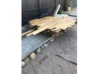 20m2 real wood flooring