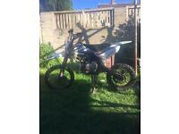 Pitbike for sale swap for crf50 size