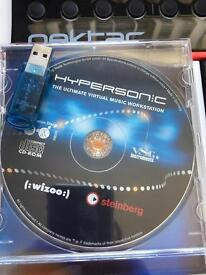 Hypersonic vst