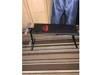 York Weights/ sit-up bench