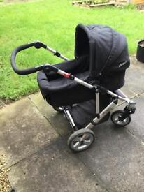 Little Devils Pram and Car Seat