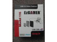 EZGAMER USB Video Capture Model 116 Vista Windows 7/8