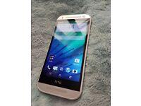 HTC One mini 2 - 16 GB - Silver (Unlocked)