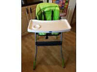 Chicco Multi position HighChair