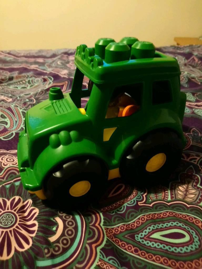 Mega Blocks - Tractor