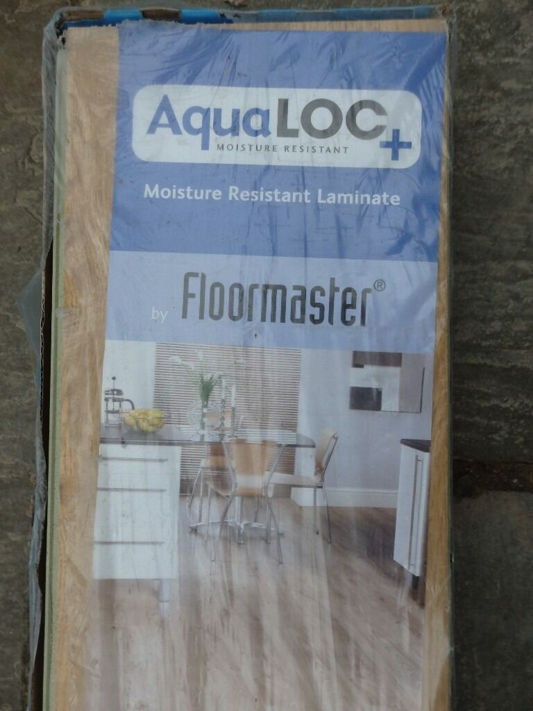 Aqualoc Floormaster Laminate Flooring