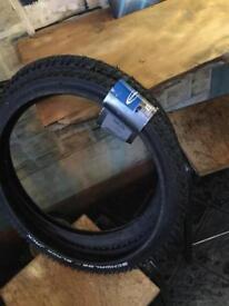 2 Schwalbe bmx bicycle tyres