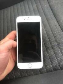 iPhone 6 in white