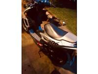 Peugeot speed fight 2 50cc moped *sold*