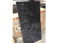 Large Display Board With Black Velvet, Ideal for Jewelry Display on Fairs
