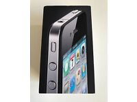 Apple iPhone 4 16gb black - great condition