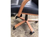 Leathers office chairs 2