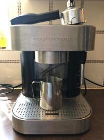MORPHY ELIPTA ESPRESSO COFFEE MACHINE