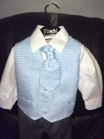 6-9months boy formal/wedding outfit