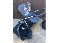 Mamas and papas sola Pram pushchair