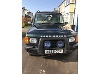 Landrover Discovery 2 TD5 ES 7 Seater, 12 Months MOT