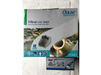 Oase Filtral UVC 3000 All-in-one Pond Pump with bonus Fountain Kit