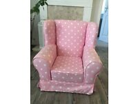 GLTC wingback chair