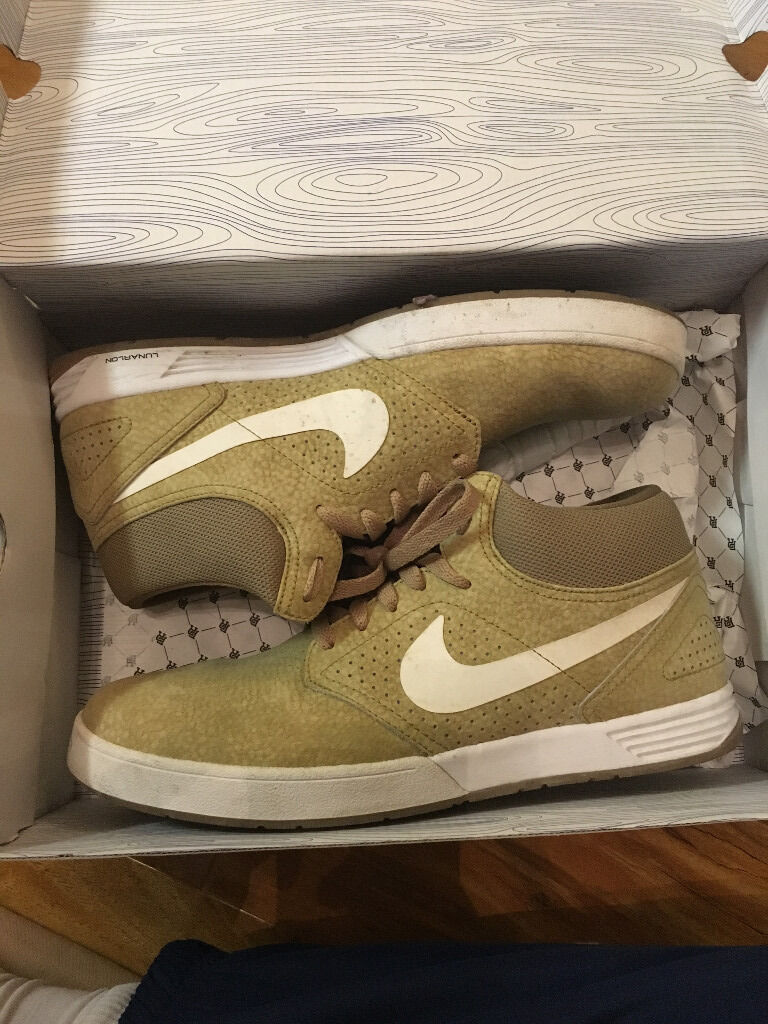 Nike Paul Rodriguez UK Size 8.5 Trainers BNIB RRP £100 RARE - LIMITED EDITION - ONLY £40