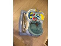 Baby walker excellent condition £10 rep £60
