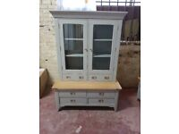 Ex Showroom Bordeaux Display Cabinet RRP£999