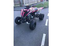 Yamaha raptor 700r 2012