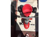 Smartrike tricycle for children