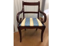 Carver Chair - suitable for Sitting Room, Bedroom or Study