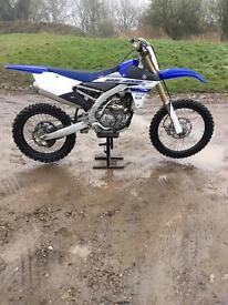 Yamaha yzf 450 2016