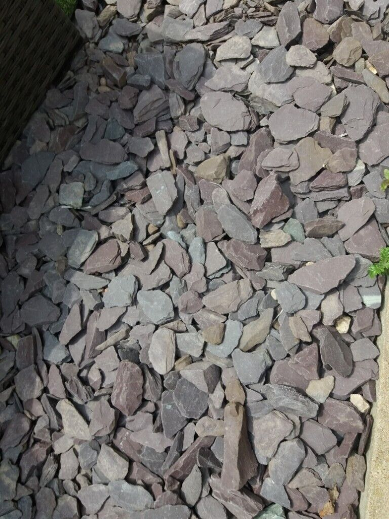 Welsh Slate Garden Stones For Patios And Borders In