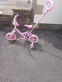 Unicorn kids bike