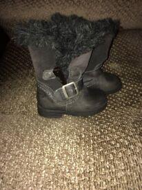 Girls Next Boots size 3