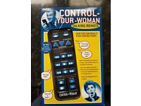 Control Your Woman - Talking Remote