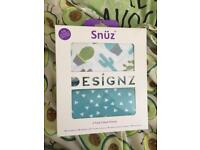 Snuz pod fitted sheets *BRAND NEW NEVER OPENED*