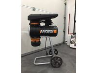 Worx Shredder only used a couple of times...Like NEW